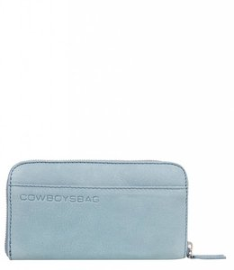 Cowboysbag The Purse milky blue