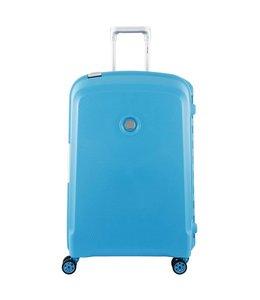 Delsey Belfort plus 70cm 4 wiel trolley teal blue