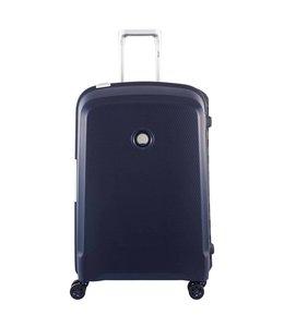 Delsey Belfort plus 70cm 4 wiel trolley blue