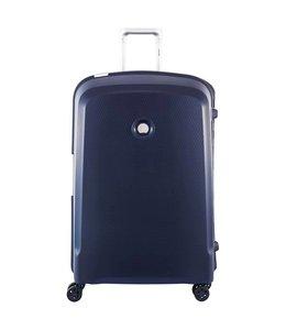 Delsey Belfort plus 76cm 4 wiel trolley blue