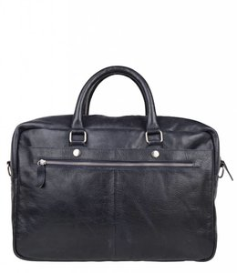 """Cowboysbag Bag Washington 15.6"""" laptop zwart"""