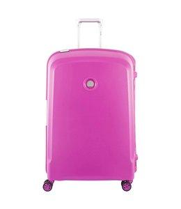 Delsey Belfort plus 76cm 4 wiel trolley pink