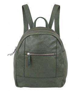 Cowboysbag Simply smooth backpack Georgetown army