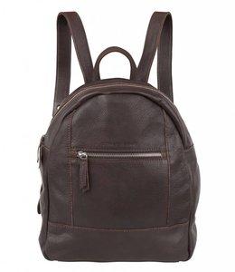 Cowboysbag Simply smooth backpack Georgetown brown