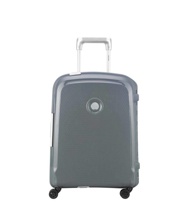 Delsey Belfort plus 55cm 4 wiel trolley grey