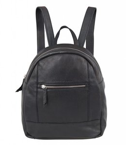 Cowboysbag Simply smooth backpack Georgetown black