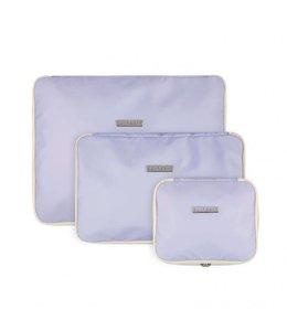 Suit Suit Fabulous Fifties Packing Cube Set (S-M-L) Paisley Purple