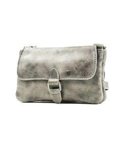 BAG2BAG Nova  clutch grey