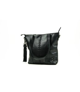 BAG2BAG Montelimar black