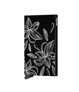Secrid Cardprotector laser zigzag magnolia black