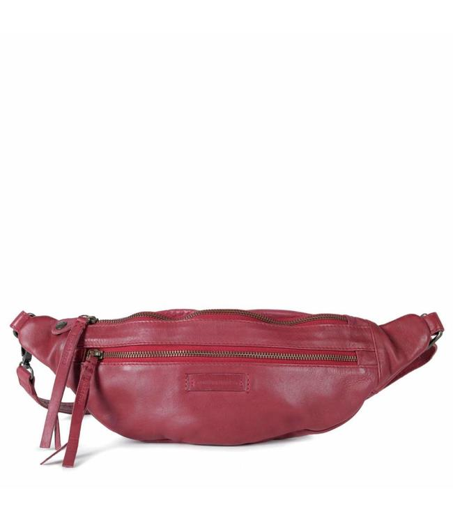 Aunts&Uncles Jamie's Orchard Banana belt bag jester red