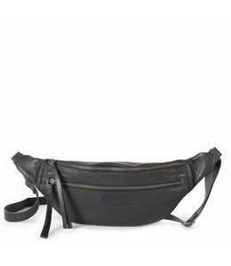 Aunts&Uncles Jamie's Orchard Banana belt bag  jet black