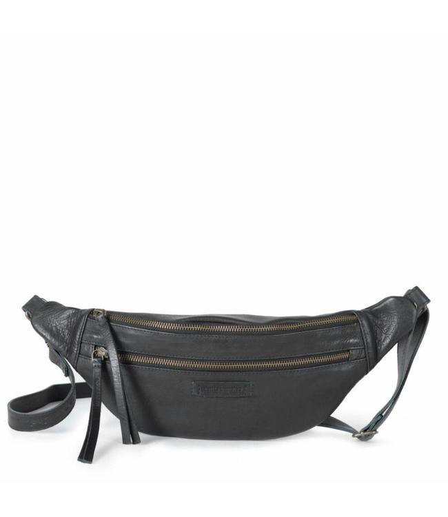 Aunts&Uncles Jamie's Orchard Banana belt bag  jet black