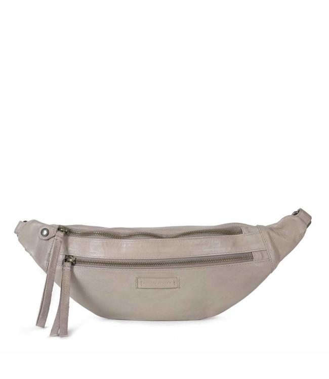 Aunts&Uncles Jamie's Orchard Banana belt bag simply taupe