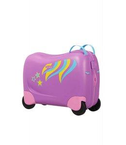 Samsonite Dreamrider kinderkoffer op 4 wielen pony p.