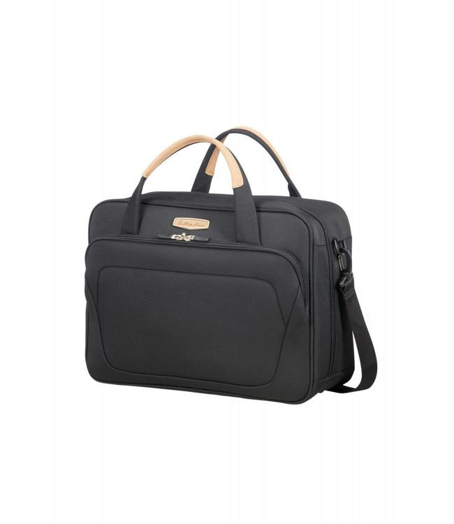 Samsonite Spark SNG eco schoulder bag eco black-handbagage tas
