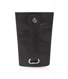Castelijn en Beerens Gaucho design sleuteletui zwart