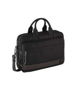 Camel Active Kingston business bag black