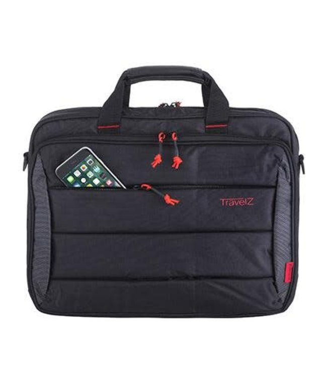 "Computerbag 15.6"" zwart"
