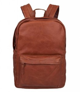 "Cowboysbag Bag Brecon backpack 15.6"" cognac"