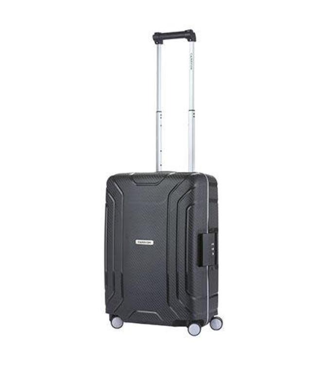 CarryOn Steward spinner 55 black-Handbagage koffer