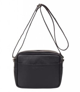 Cowboysbag Bag Woodbine leren schoudertas-SALE