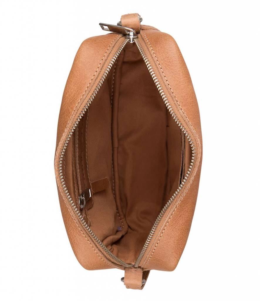 f4c6248e8b1 Cowboysbag Bag Woodbine leren schoudertas-SALE - Tasenik