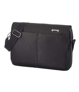 "Samsonite Hip-Tech 2 messenger 12.9"" + flap black"