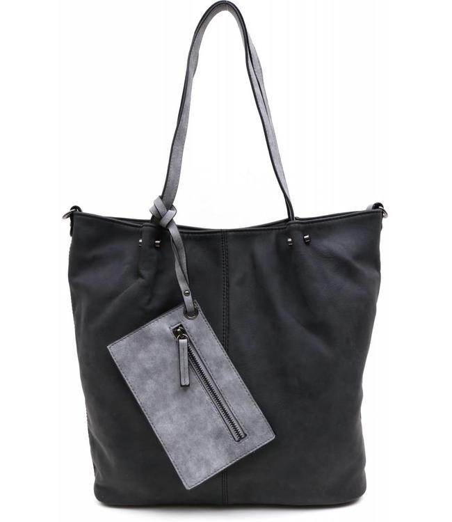 Emily & Noah 300 Bag in Bag black-grey