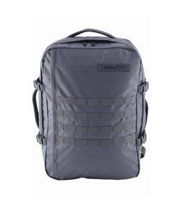 Cabin Zero Military 44L cabin backpack military grey