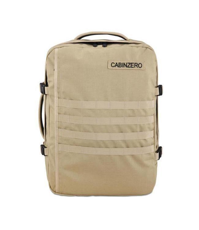 Cabin Zero Military 44L cabin backpack light khaki