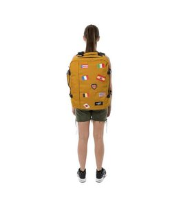 Cabin Zero Classic Flags 44L cabin backpack orange chill