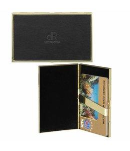 H.J. de Rooy 15608 visitekaart doos zwart