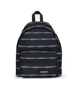 "Eastpak Padded zippl'r 13.3"" laptop rugzak Chatty lines"