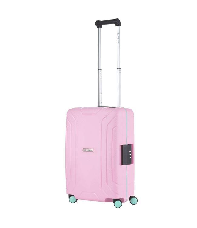 CarryOn Steward spinner 55 light pink-Handbagage koffer