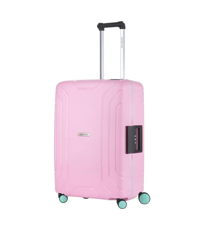 CarryOn Steward spinner 65 light pink-70L reiskoffer