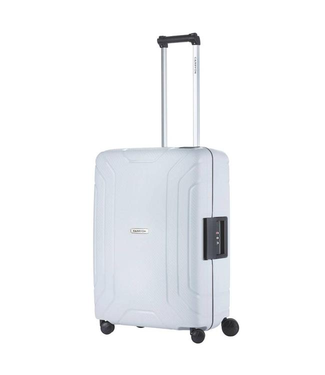 CarryOn Steward spinner 65 light grey-70L reiskoffer