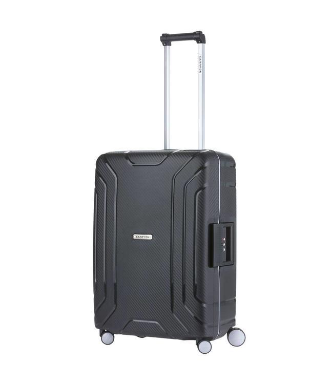 CarryOn Steward spinner 65 black-70L reiskoffer