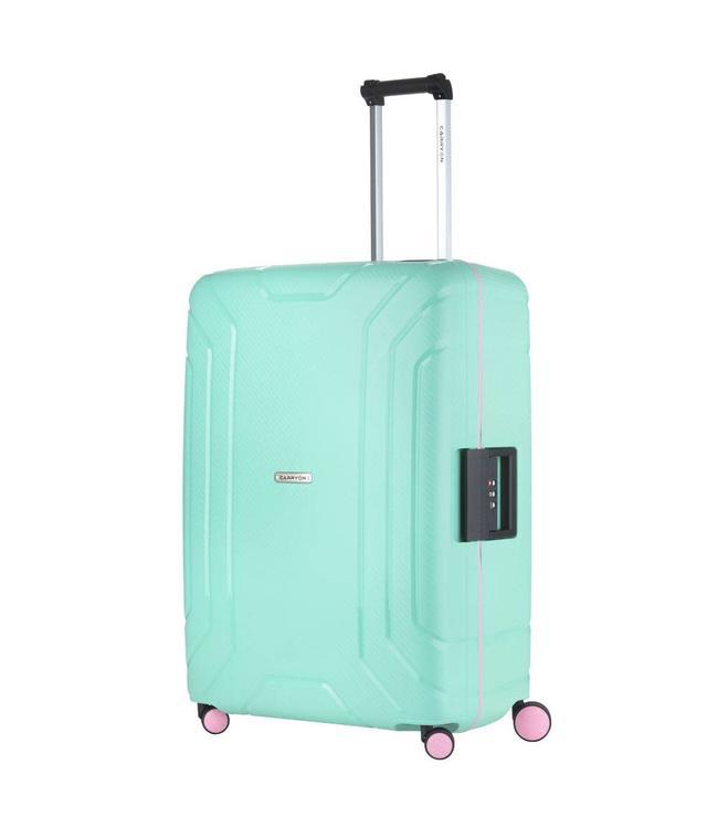 CarryOn Steward spinner 75 mint-100L reiskoffer