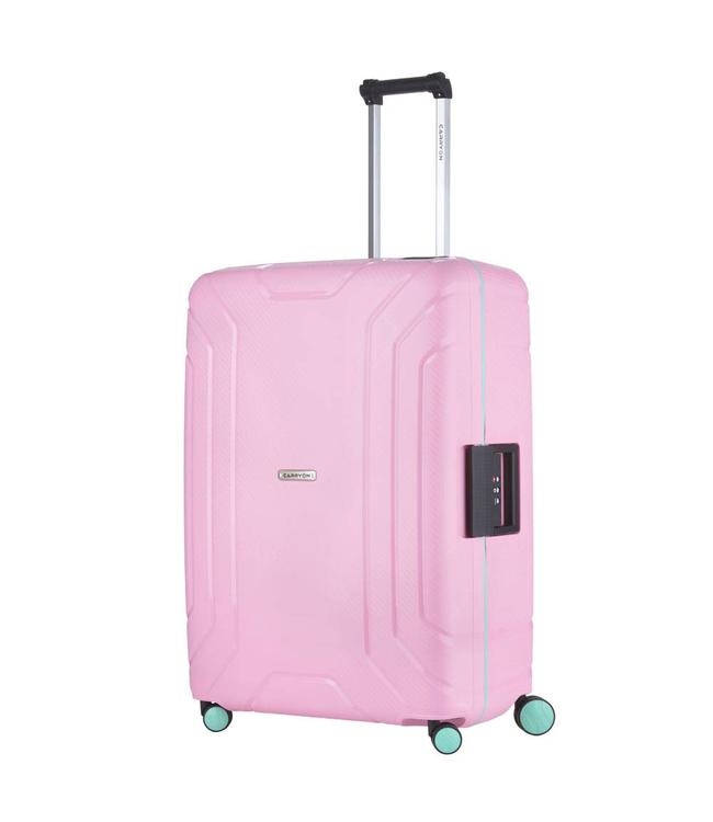 CarryOn Steward spinner 75 light pink-100L reiskoffer