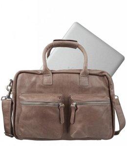 "Cowboysbag The College Bag 15.6"" elephant grey│SALE"