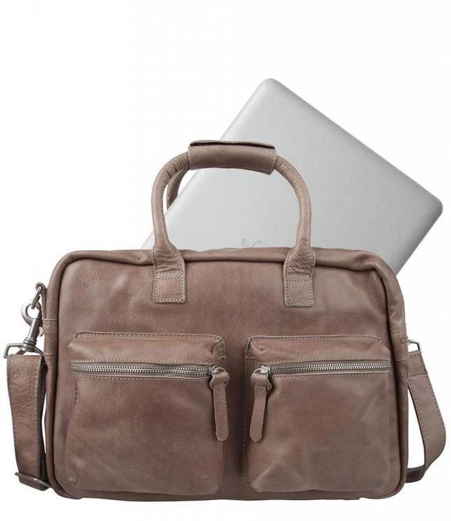 "Cowboysbag The College Bag 15.6"" elephant grey"