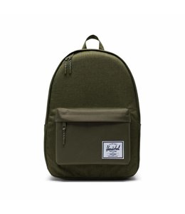 Herschel Classic X-Large olive night crosshatch
