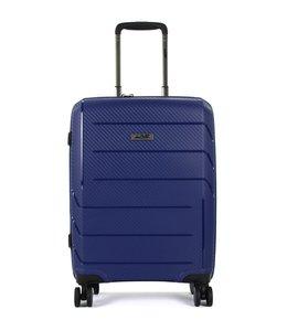 Line Belmont 55cm 4 wiel handbagage trolley dark blue