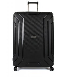 Line Hoxton 75 cm trolley black / red