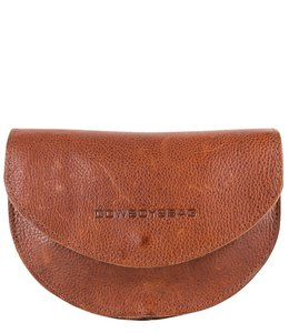 Cowboysbag Retro Chic pouch Char juicy tan│riemtas