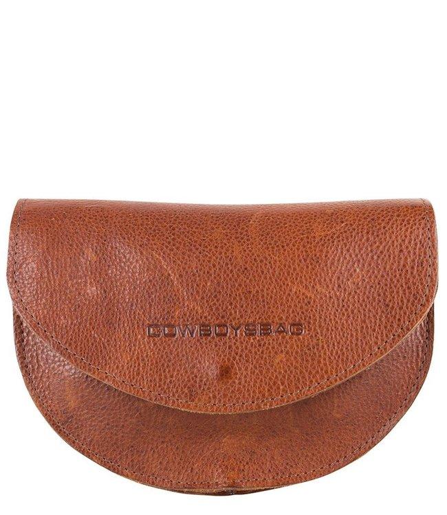 Cowboysbag Retro Chic pouch Char juicy tan