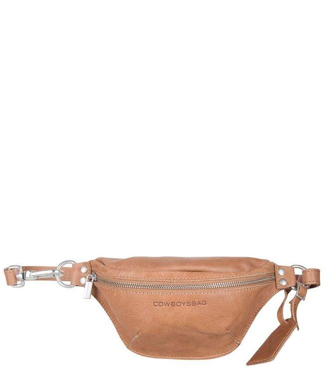 Cowboysbag Slanted Fanny Pack Dixon camel
