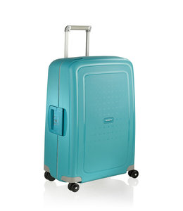 Samsonite SCure Spinner 69 cm aqua blue