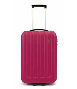 Line Fuse 55cm handbagage trolley pink